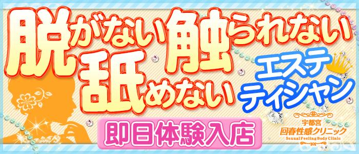 体験入店・宇都宮/回春・性感クリニック