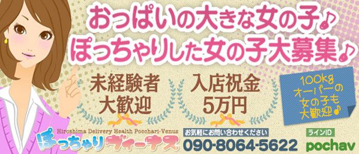 巨乳爆乳専門店ぽっちゃりヴィーナス広島店