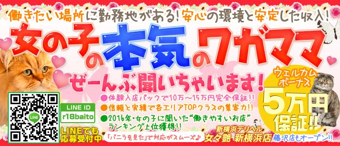 新横浜デリヘル 女々艶 新横浜店