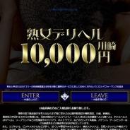 熟女10000円デリヘル川崎