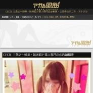 CECIL 三条店~姉系・妹系超ド素人専門店
