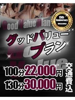 グッドバリュープラン 東京目黒人妻援護会 (五反田発)
