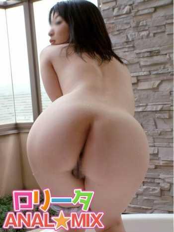 りお♡ミニマムFカップ美女♡ ロリータANAL★MIX (越谷発)