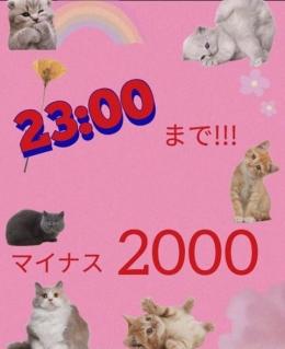 キャンペーン ラブドリームCAT (川口・西川口発)
