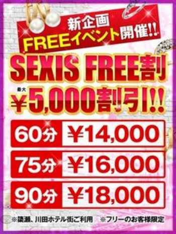 SEXIS FREE sexis-セクシィズ- (宇都宮発)