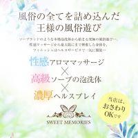 SWEET MEMORIES in 静岡 (静岡発)
