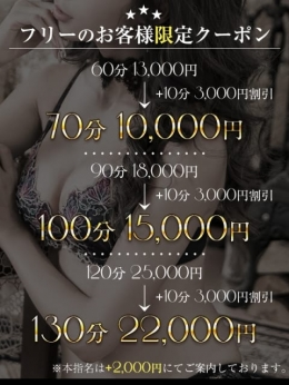 限定クーポン☆ VIP CALL GIRL (岩槻発)