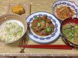 昨日の晩ご飯☆