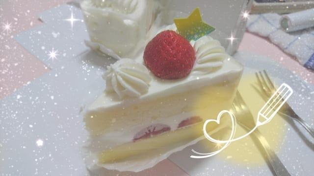七夕はケーキを食べました