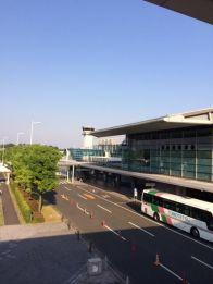 広島空港なぅ
