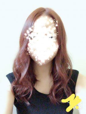 こんばんは(^^)髪の毛巻き巻き?
