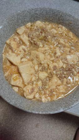 麻婆豆腐☆