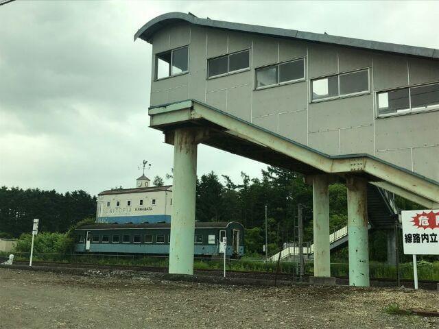 JR川端駅
