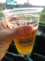 ビール〜?