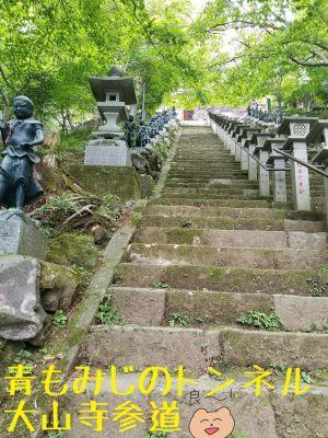 大山(大山寺)