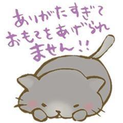ありがとぅ(*´v`*)