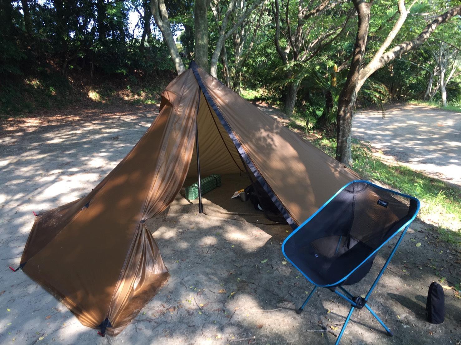 キャンプー?