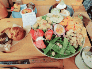 お腹いっぱい(;´д`)