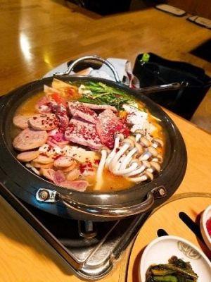 韓国料理?