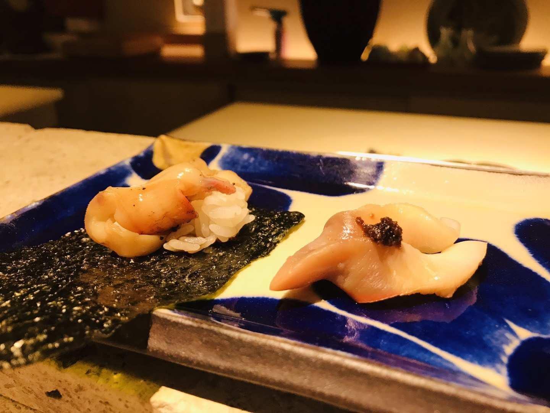 寿司を食べたくて