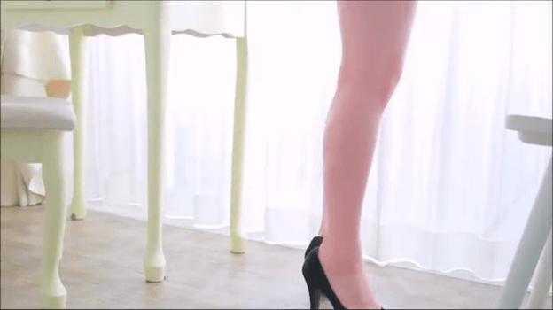 長身で美脚でスレンダー美人のりくさん♡