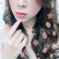桜チラリ?
