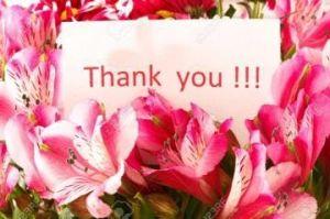 【お礼】1125ありがとう