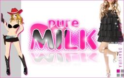 ピュアミルク【pure milk】