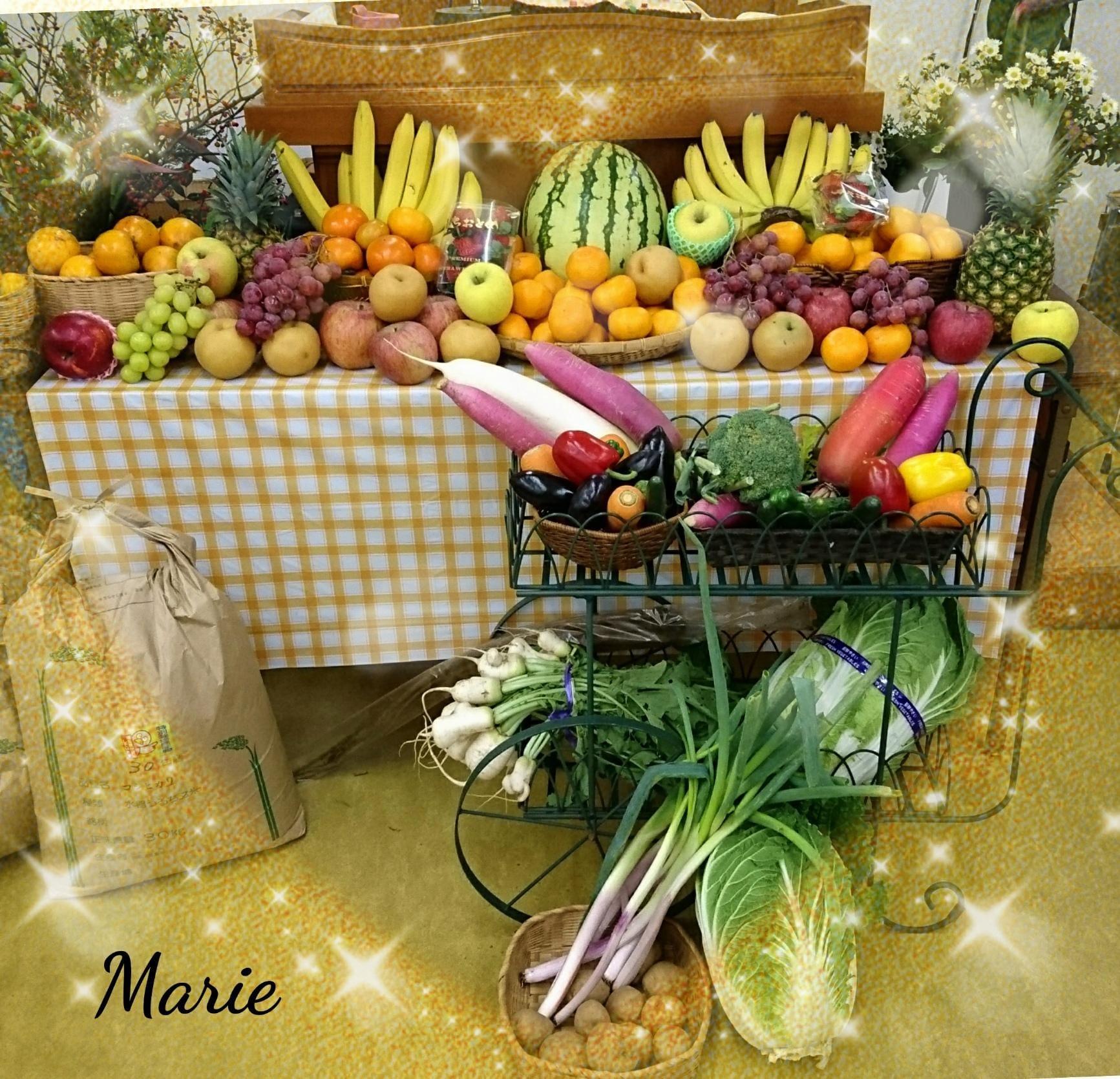 ☆収穫感謝祭♪