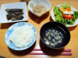夜ご飯(^q^)
