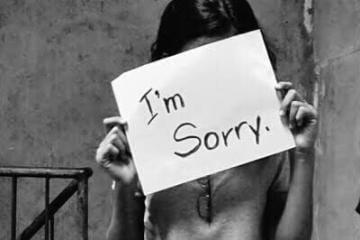ごめんなさい!!
