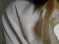 メンズのYシャツを着てみました・・・・
