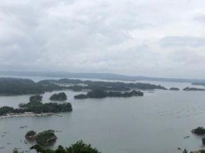 松島や ああ松島や 松島や