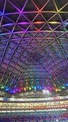 ナゴドの天井