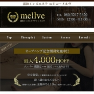 mellve(メルヴ)