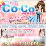 CoCo-Arashi
