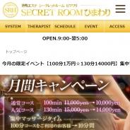 シークレットルーム ヒマワリ 堺筋本町店