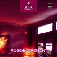 ROSE CEREMONY(ローズセレモニー)