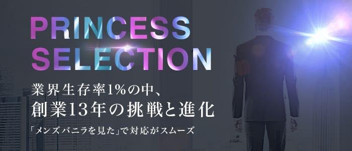 プリンセスセレクション梅田店の男性高収入求人