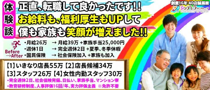横浜コスプレデビューの男性高収入求人