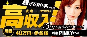 新宿ピンキーの男性高収入求人