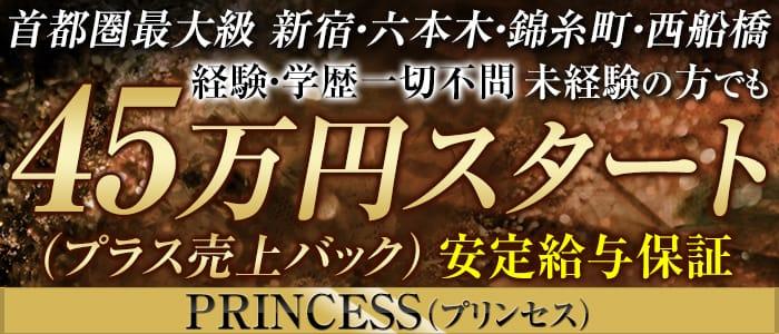 プリンセスの男性高収入求人