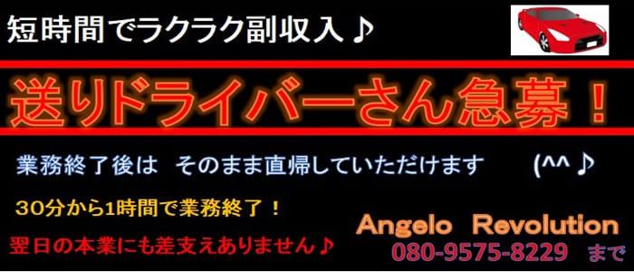 Angelo Revolutionの男性高収入求人