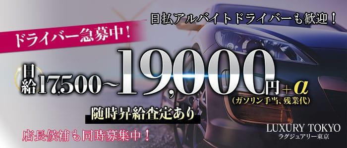 ラグジュアリー東京の男性高収入求人