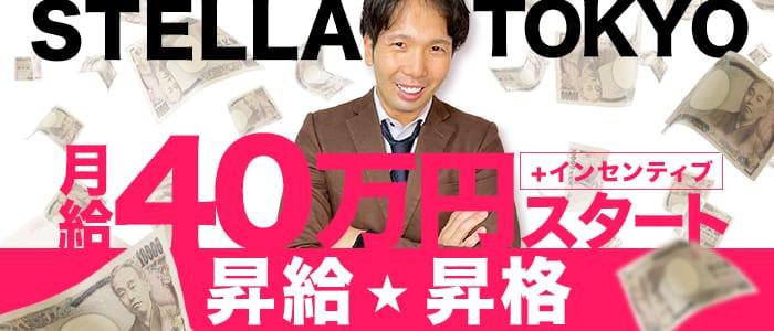 STELLA 東京の男性高収入求人