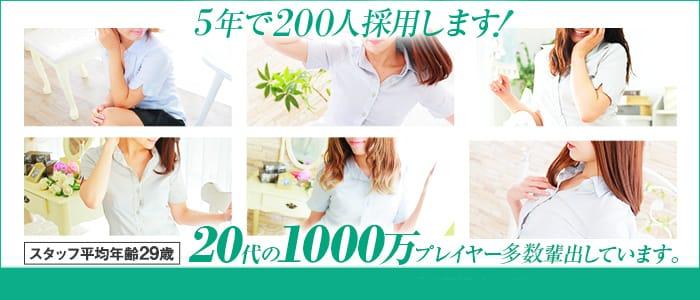 NADIA東京新橋店の男性高収入求人