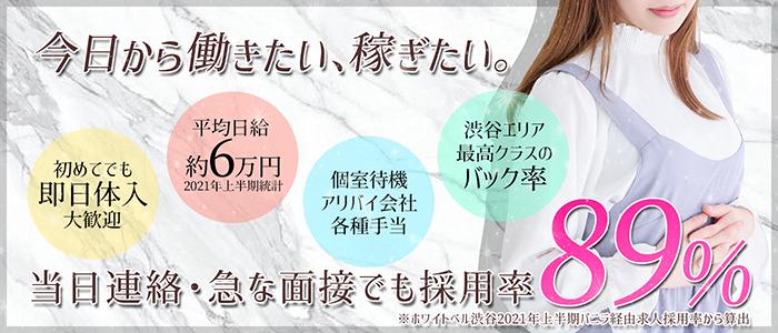 ホワイトベル渋谷の体験入店求人画像