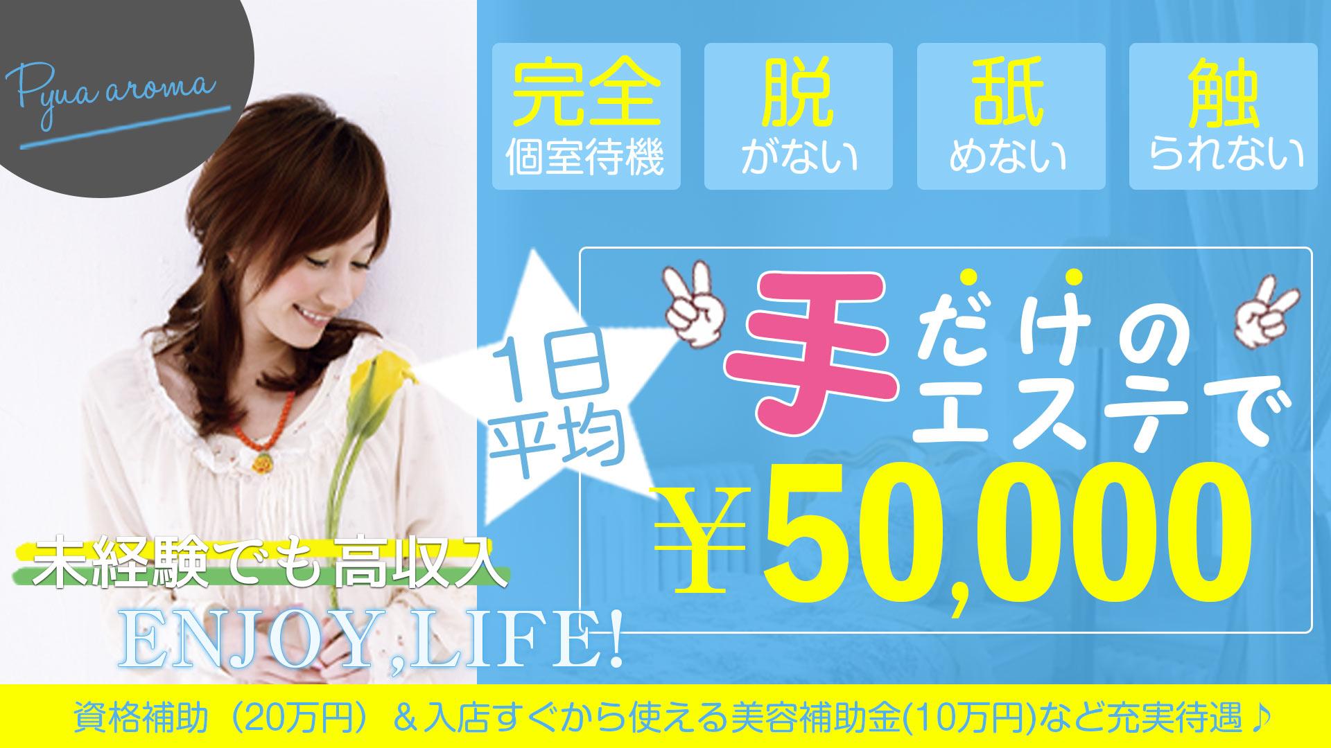 ピュアアロマ神戸の求人画像