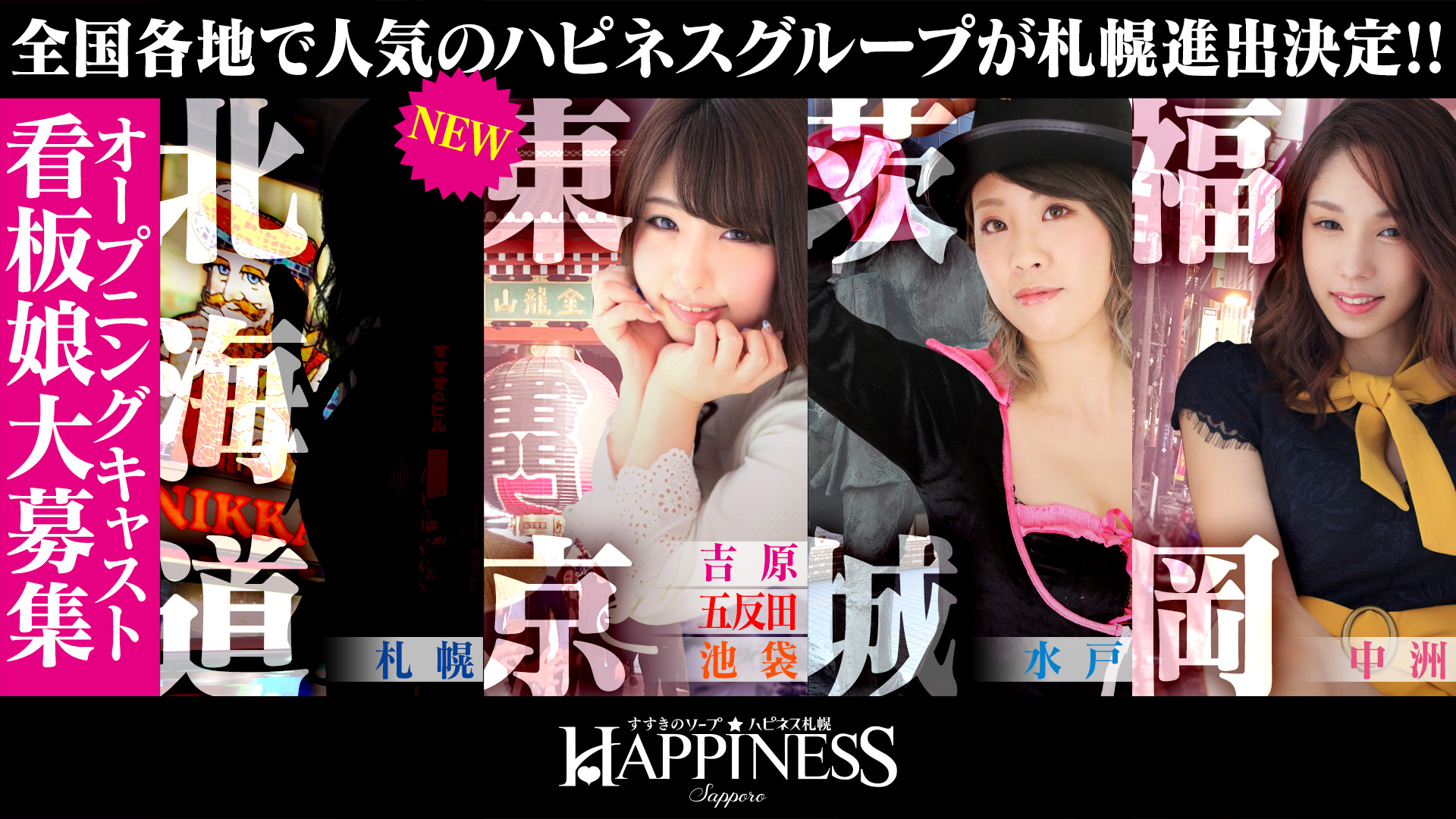 ハピネス札幌の求人画像