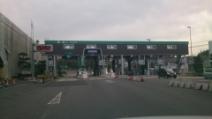 中国自動車道津山インター
